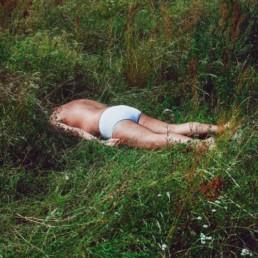 Photographic series Nacktausgabe and Urban Creatures