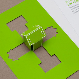 greeting cards for HTW Berlin and MetaDesign