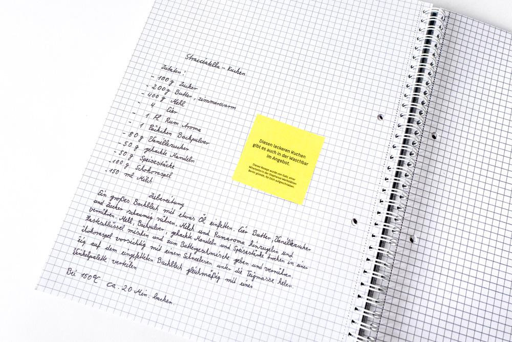 insBesondere notebook / Stephanus Werkstätten