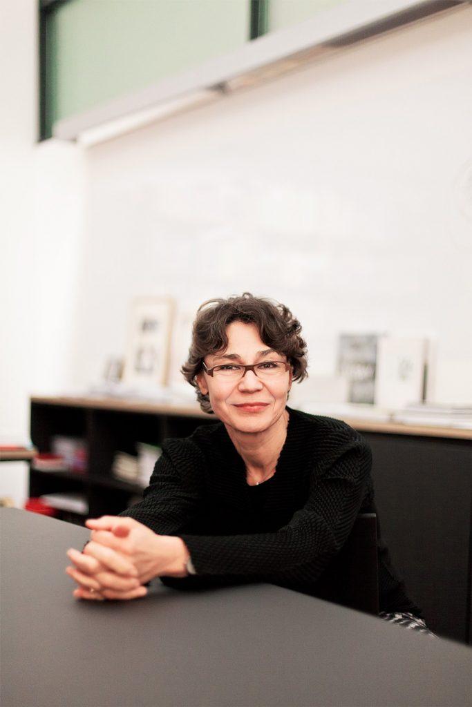 Portrait Uli Mayer-Johanssen, MetaDesign