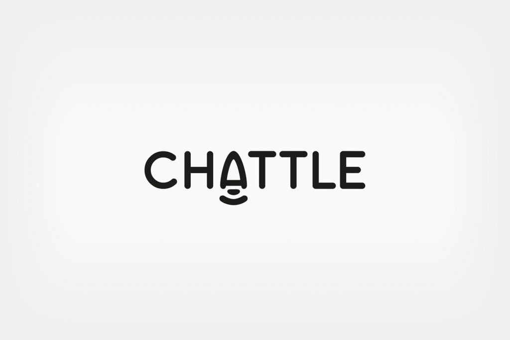 the logo of the social communication rocket chattle
